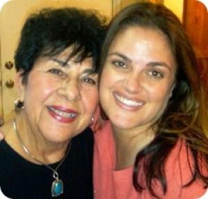 Kristi and Nonas