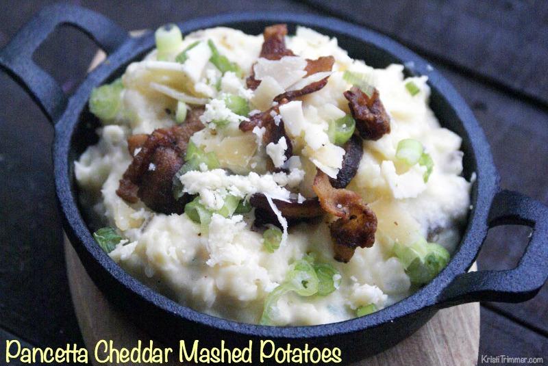 Bacon Mashed Potatoes #bacon #mashedpotatoes #sidedishes