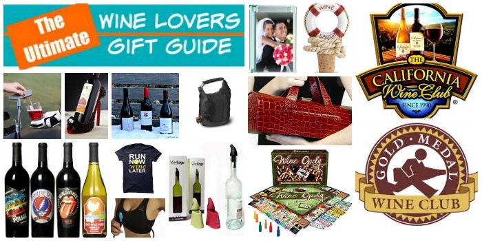 Ultimate Wine Lover's Gift Guide Feature