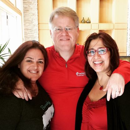 1-18-15 Robert & Maryam Scoble