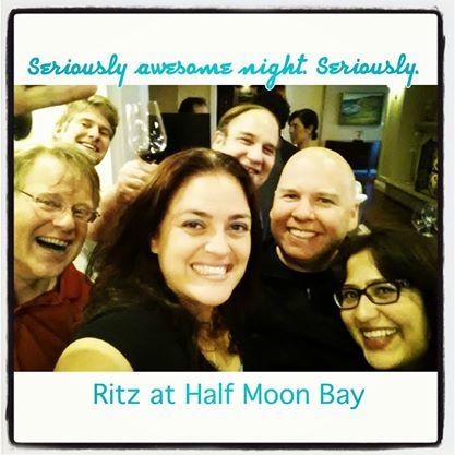 Bday at Ritz