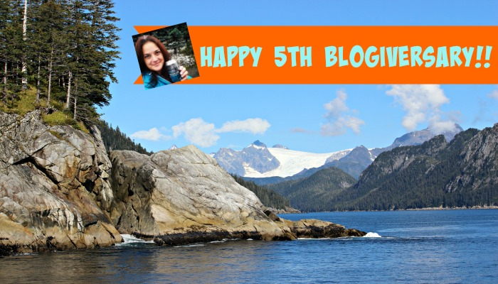 Happy 5th Blogiversary