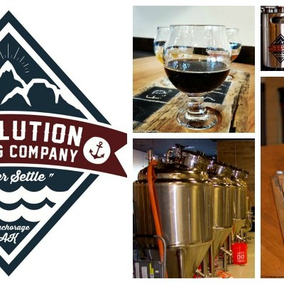 Beer Me Alaska: Resolution Brewing Company