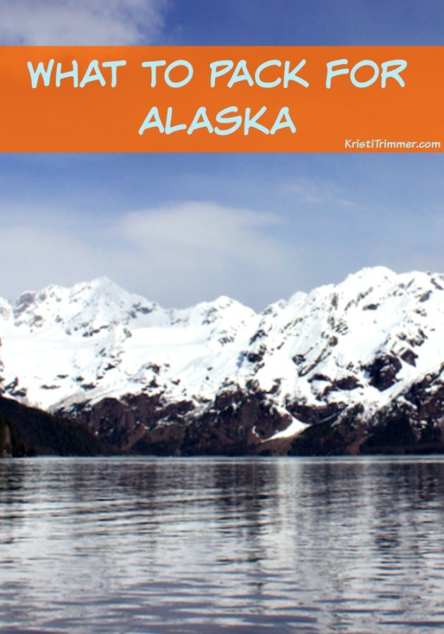 What to Pack for Alaska - the Ultimate Alaska Packing List #alaska #packinglist #traveltips #travelalaska