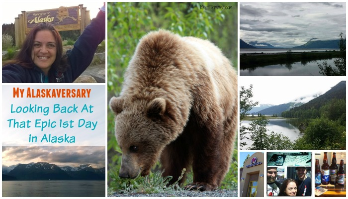My Alaskaversary: Looking Back At That Epic 1st Day in Alaska