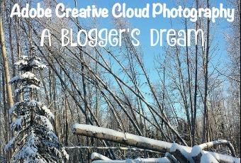 Adobe Creative Cloud Photography: A Blogger's Dream