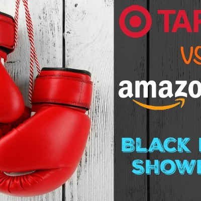 Target vs Amazon in Epic Black Friday Showdown