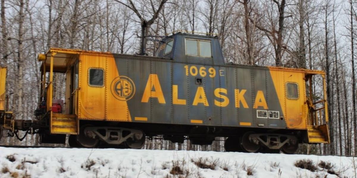 Alaska RailCar
