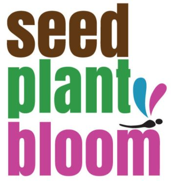 Seed Plant Bloom logo