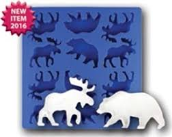 Moose & Bear Silicone Mold