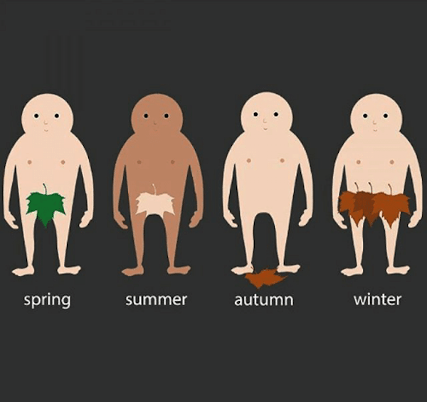 Seasonal tan lines #fall #autumn #fallmemes #memes #thatsfunny