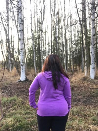Purple Alaska Mandala Hoodie #hoodie #alaskahoodie #mandalahoodie