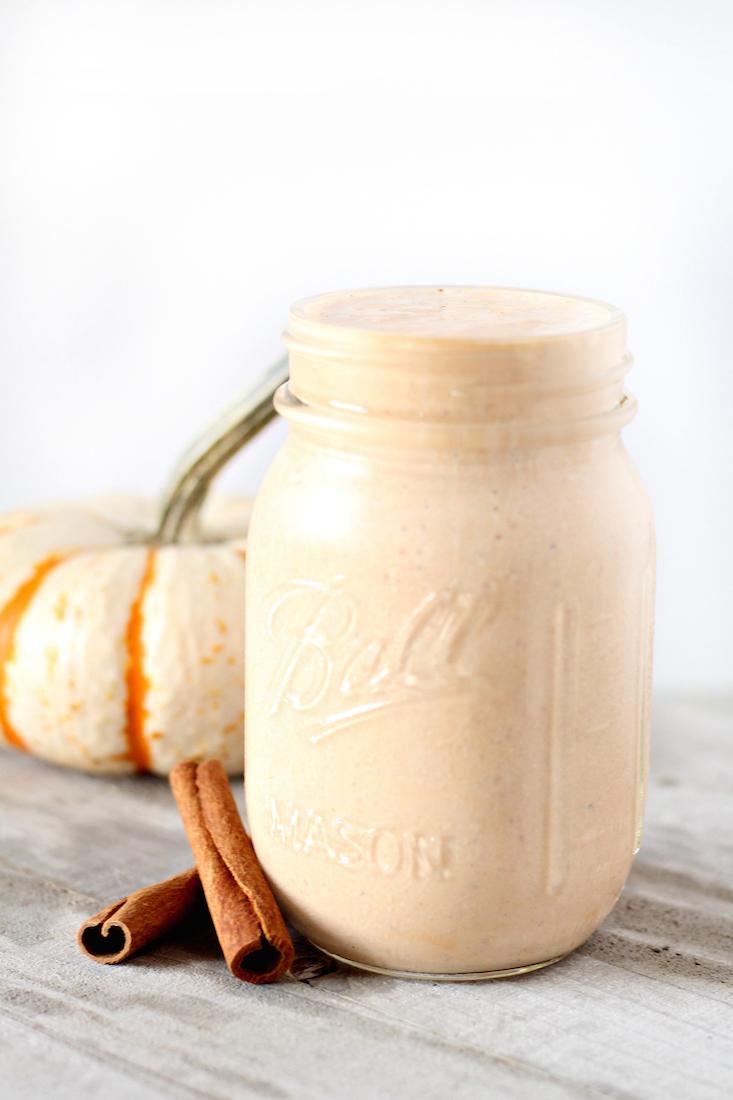 Keto Pumpkin Milkshake #pumpkinmilkshake #keto #ketodesserts #ketoicecream #icecream