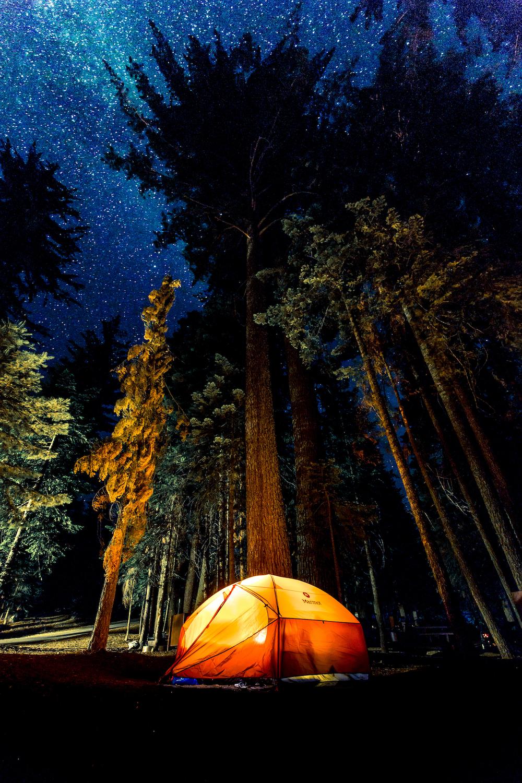 Tips for Winter and Fall Camping #camping #tentcamping #wintercamping