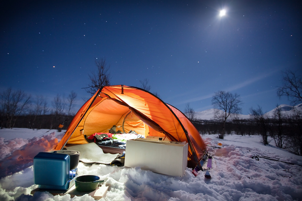Tips for Winter Camping #camping #tentcamping #wintercamping