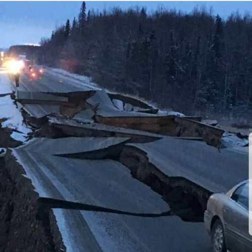 alaska earthquake meme