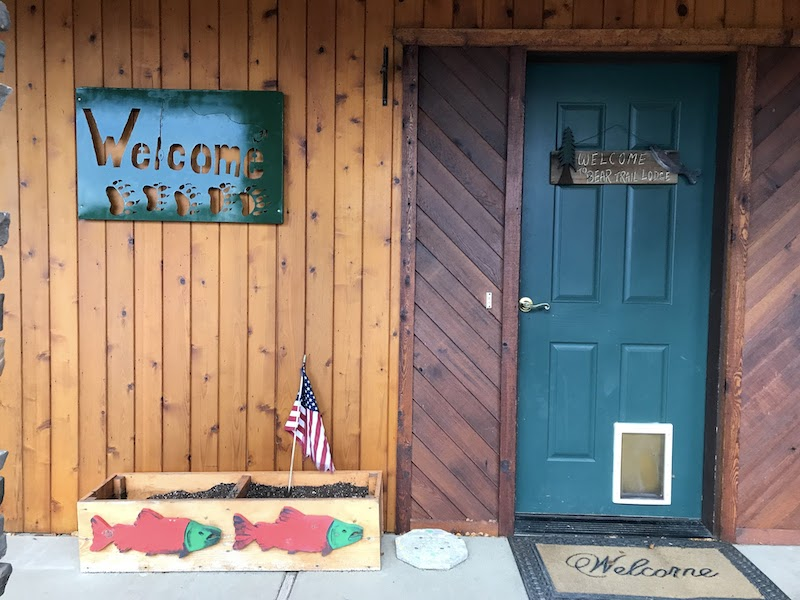 Welcome to Bear Trail Lodge #lodgereview #alaskalodge #alaska