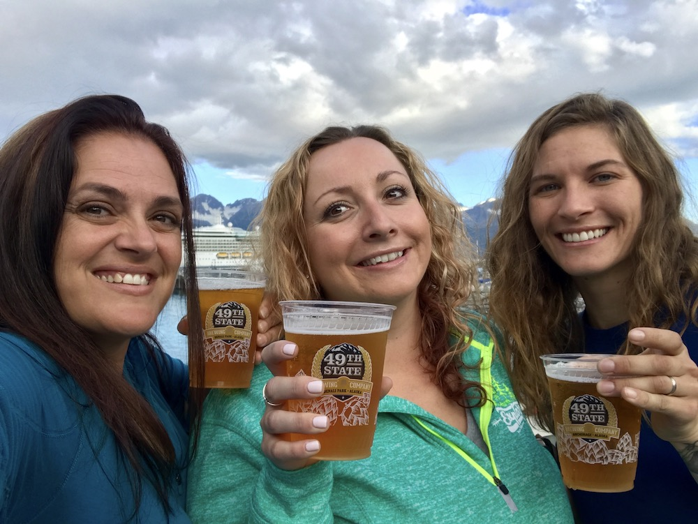 Major Marine Specialty Tours with 49th State Beer #travelalaska #alaskacruise #seward