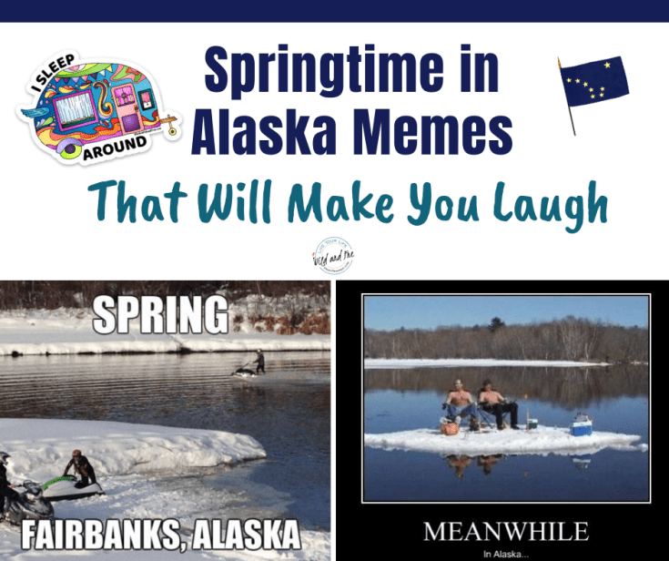 Spring Time in Alaska - Memes that Will Make You Laugh