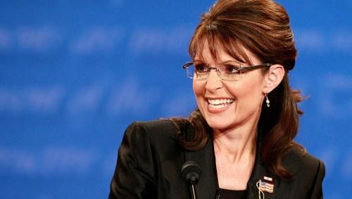 Famous women from Alaska, Sarah Palin. #internationalwomensday #famouswomenfromalaska #sarahpalin