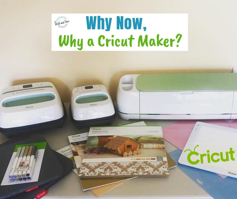 Why Choose a Cricut Maker