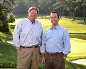 Allen Parham and Reynolds Bickerstaff