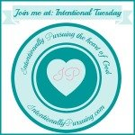 Grab button for Intentionally Pursuing Intentional Tuesday