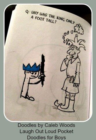 doodles boys king
