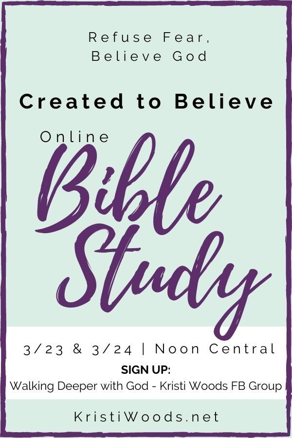 Announcing Bible Study