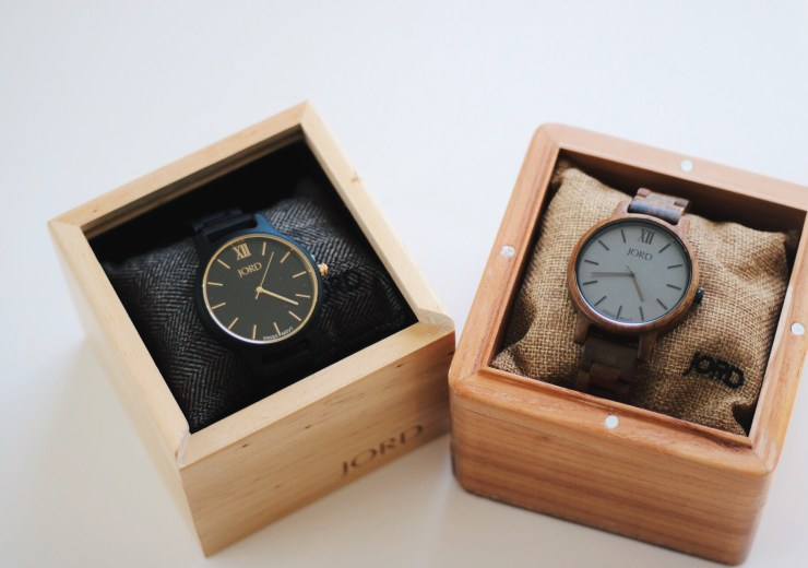 Time with Jord Wood Watches + Giveaway