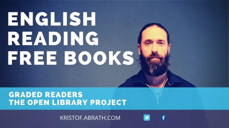 English reading free books