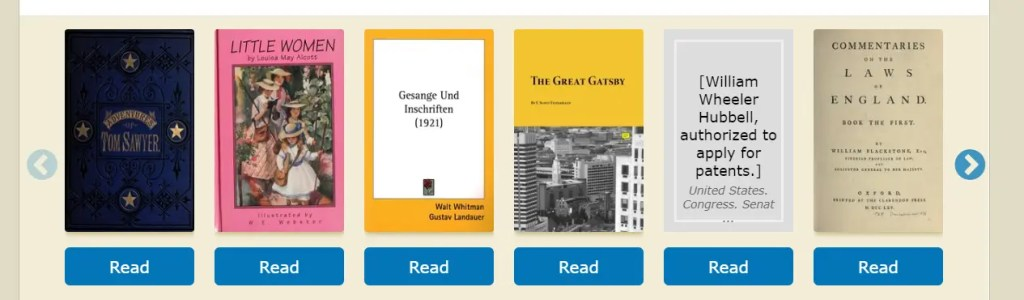 openlibrary books overview