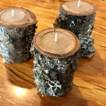 Wood Candle Holder Kristoferson Farmkristoferson Farm