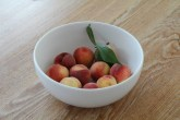 15-06-2014 : perziken zijn voor mij misschien wel het mooiste fruit!