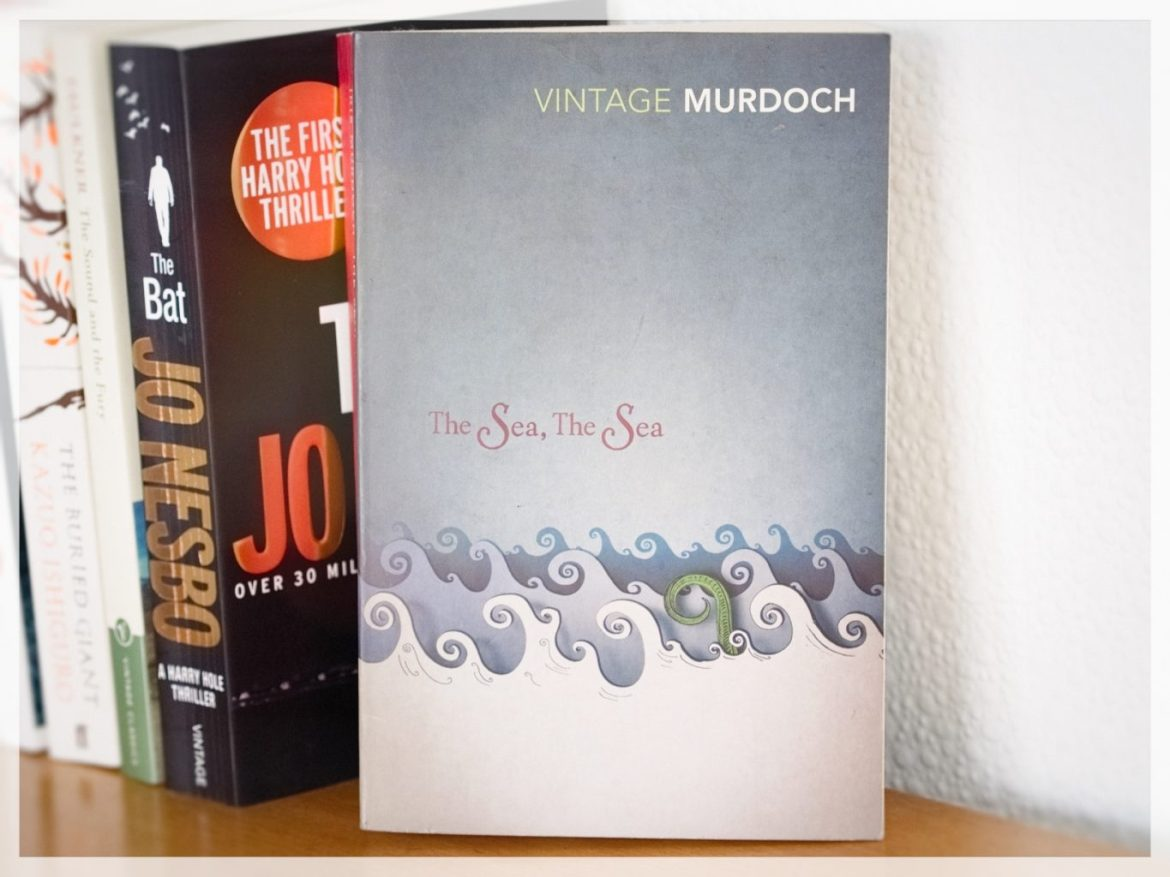 Kristopher Cook - Eclectic Book The Sea, The Sea by Iris Murdoch