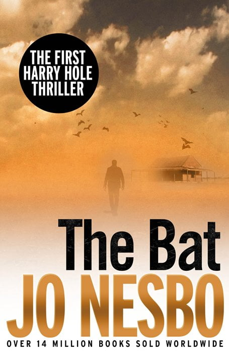The Bat by Jo Nesbø Book Cover