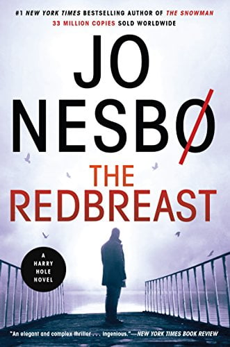 The Redbreast by Jo Nesbø Book Cover