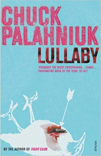 Lullaby by Chuck Palahniuk Book Cover