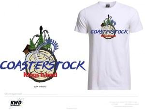 CoasterStock Proof Kris Werner