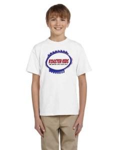 Koaster Kids Tshirt Proof