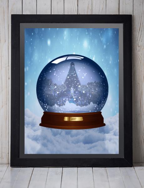 KI Snowglobe