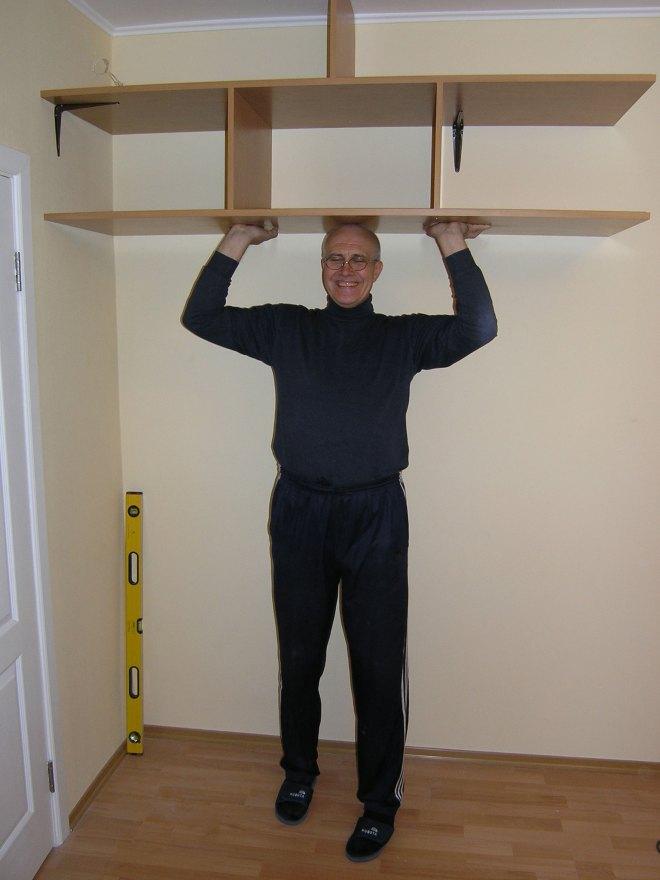 Big Closet - Grandpa