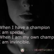 My Own Champion