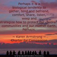 Gather, Tend, Befriend