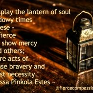 Lantern of the soul