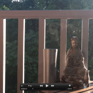 Coffee and Kuan Yin in the Morning: an Attention Restoration Meditation (1 minute)