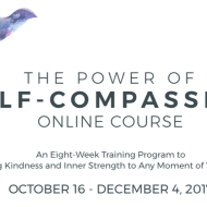 The Power of Self-Compassion Online