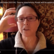 Trauma Adaptations, Power, and Acceptance