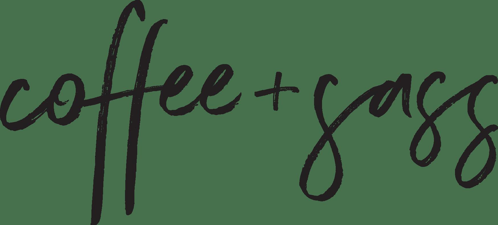 Coffee + Sass logo