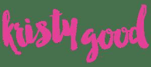 kristygood logo